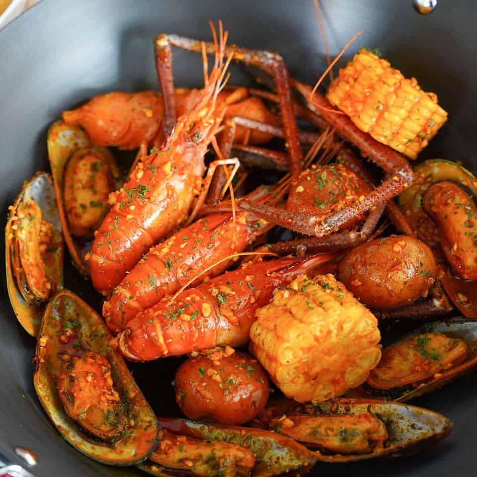 lobster quan an gia dinh quan 3