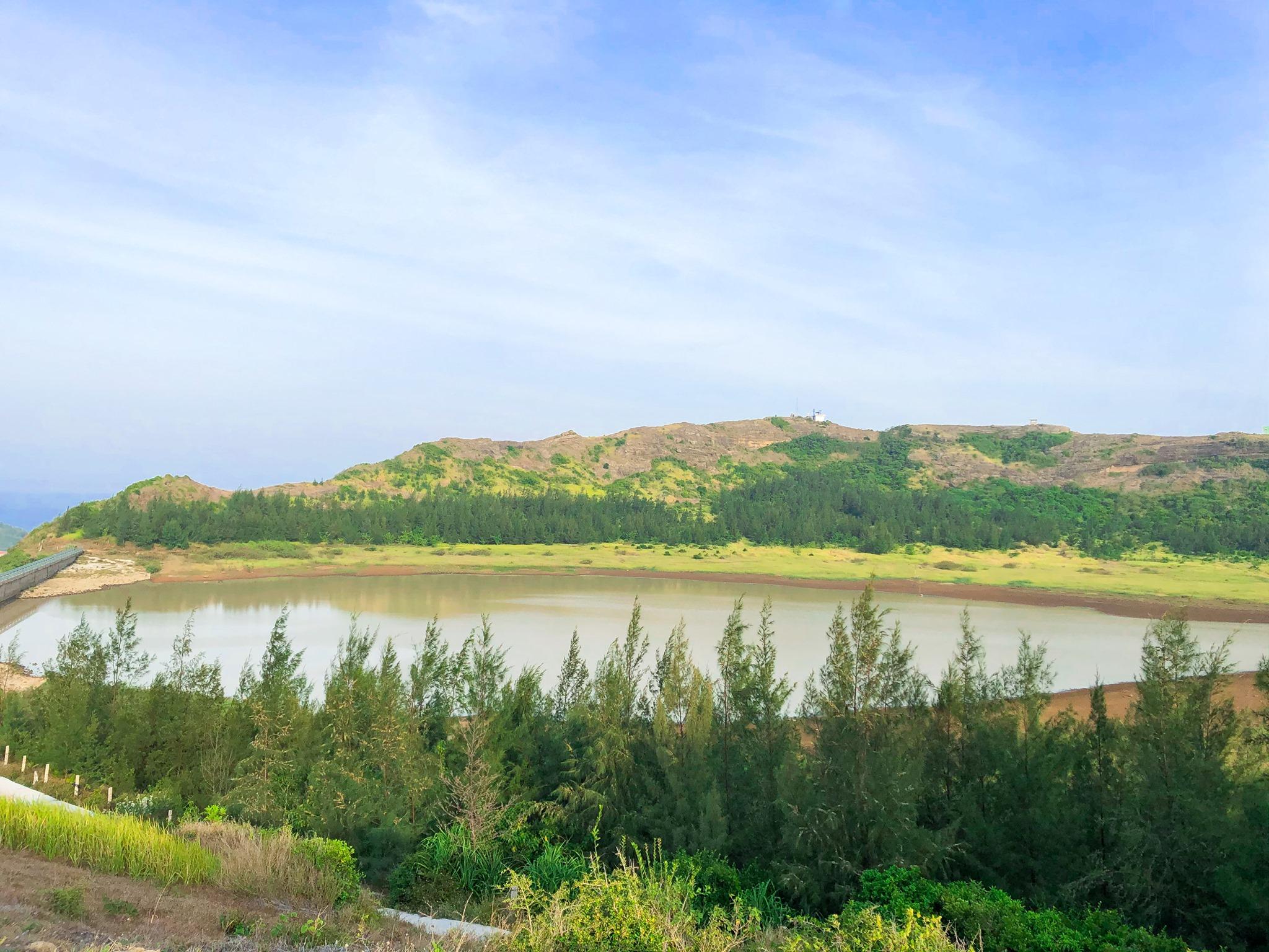 núi lửa Lý Sơn