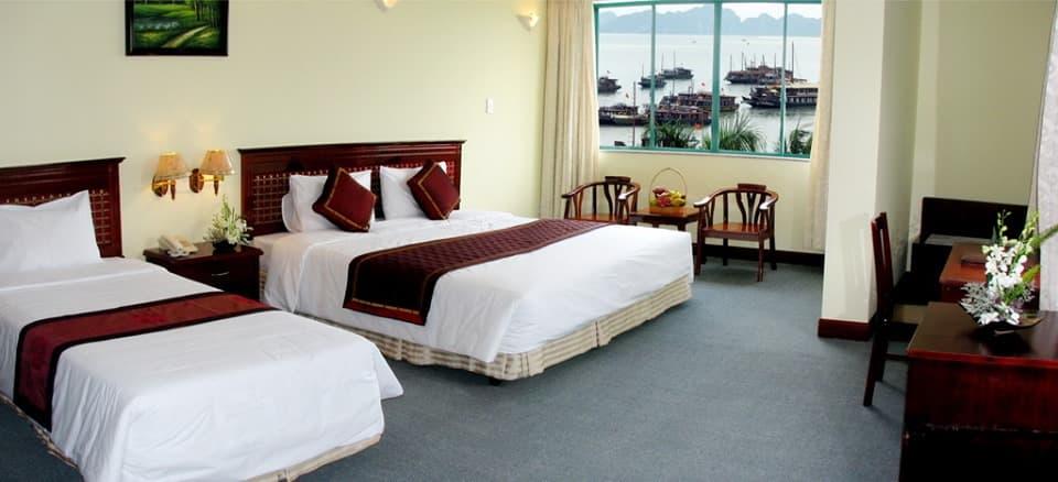 Khách sạn BMC Thăng Long - Khách sạn Bãi Cháy Quảng Ninh