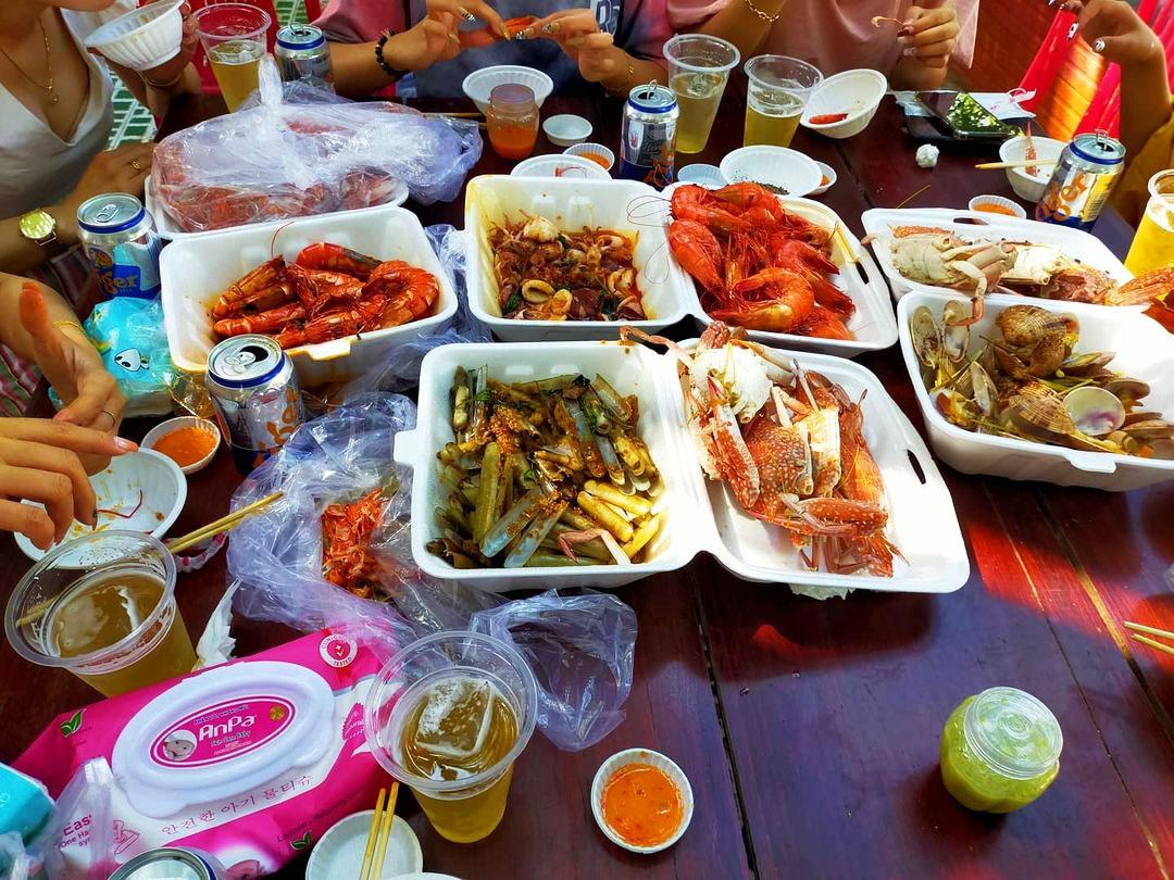 Ở đâu, ăn gì khi đến du lịch Mũi Nai Hà Tiên?