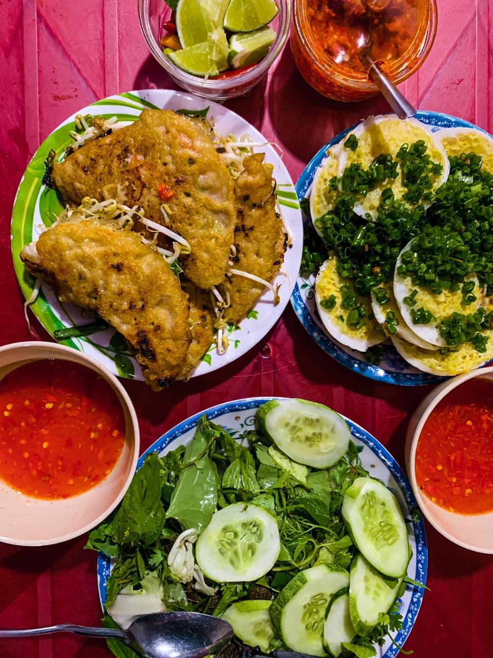 Bánh xèo Ninh Thuận
