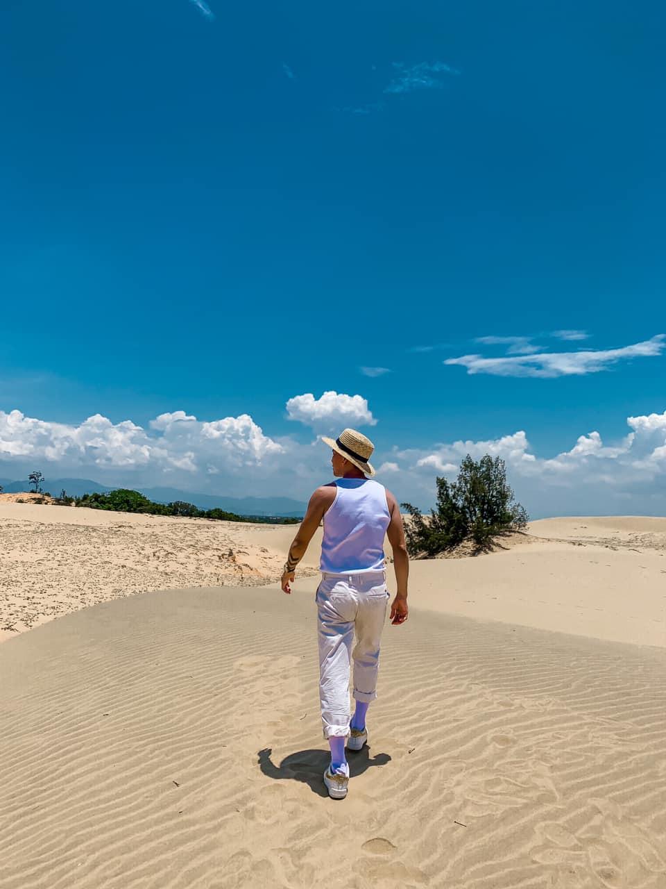 Đồi cát Ninh Thuận