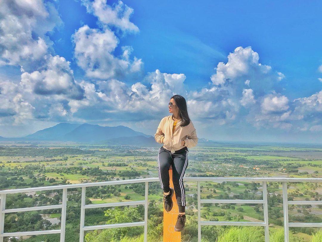 Thưởng ngoạn thiên nhiên tại An Giang