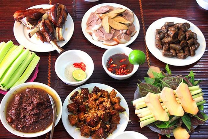 quán thịt chó ngon ở Hà Đông-thịt chó Việt Trì