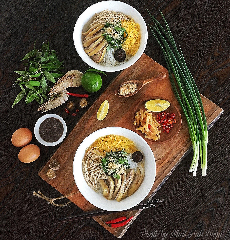Vườn ẩm thực Đông Hồ