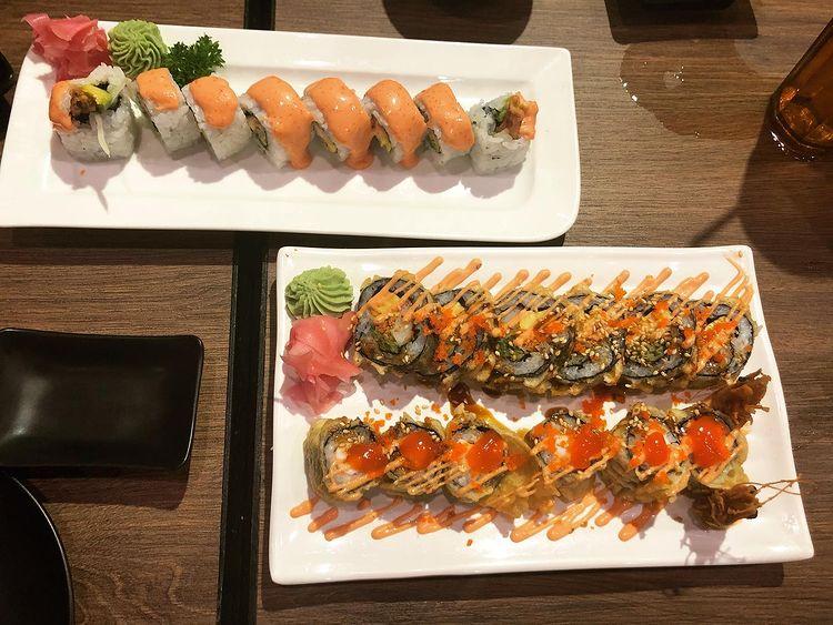 Sakura Việt Nam với những món ăn ngon và không gian được trang trí theo phong cách Nhật Bản