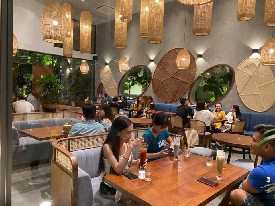 KOI Cafe - Quán cafe đẹp ở Bình Dương