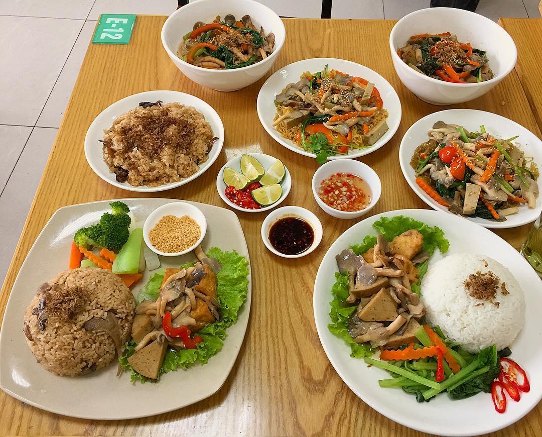 Nhà hàng chay Phi Vân