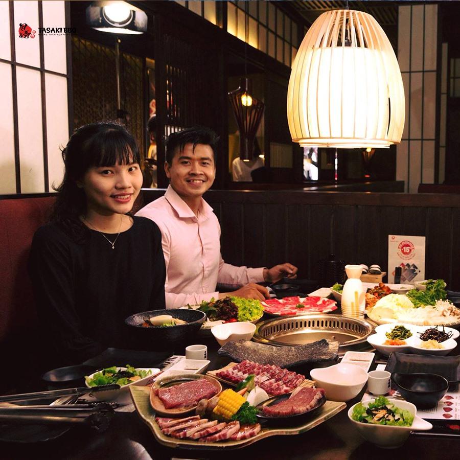 Takasi BBQ - Quán nướng phong cách Nhật Bản ngon nổi tiếng quận Phú Nhuận