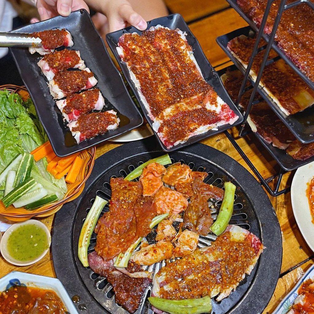 Bún BBQ House - Quán nướng ngon Sài Gòn nhất định phải thử