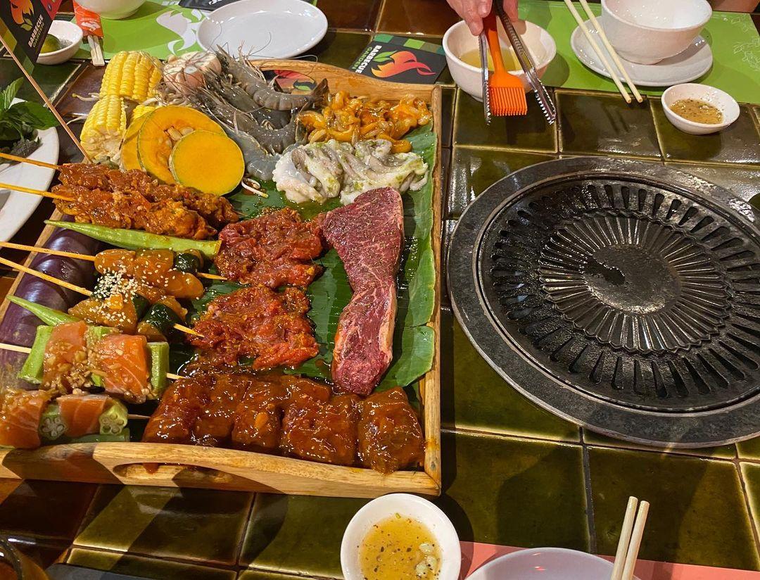 Nhà hàng nướng Barbecue Garden