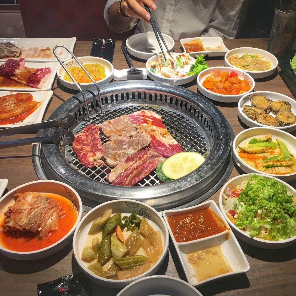 King BBQ - Hệ thống nhà hàng nướng ngon nổi tiếng Sài Gòn