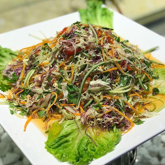 salad cuu van long