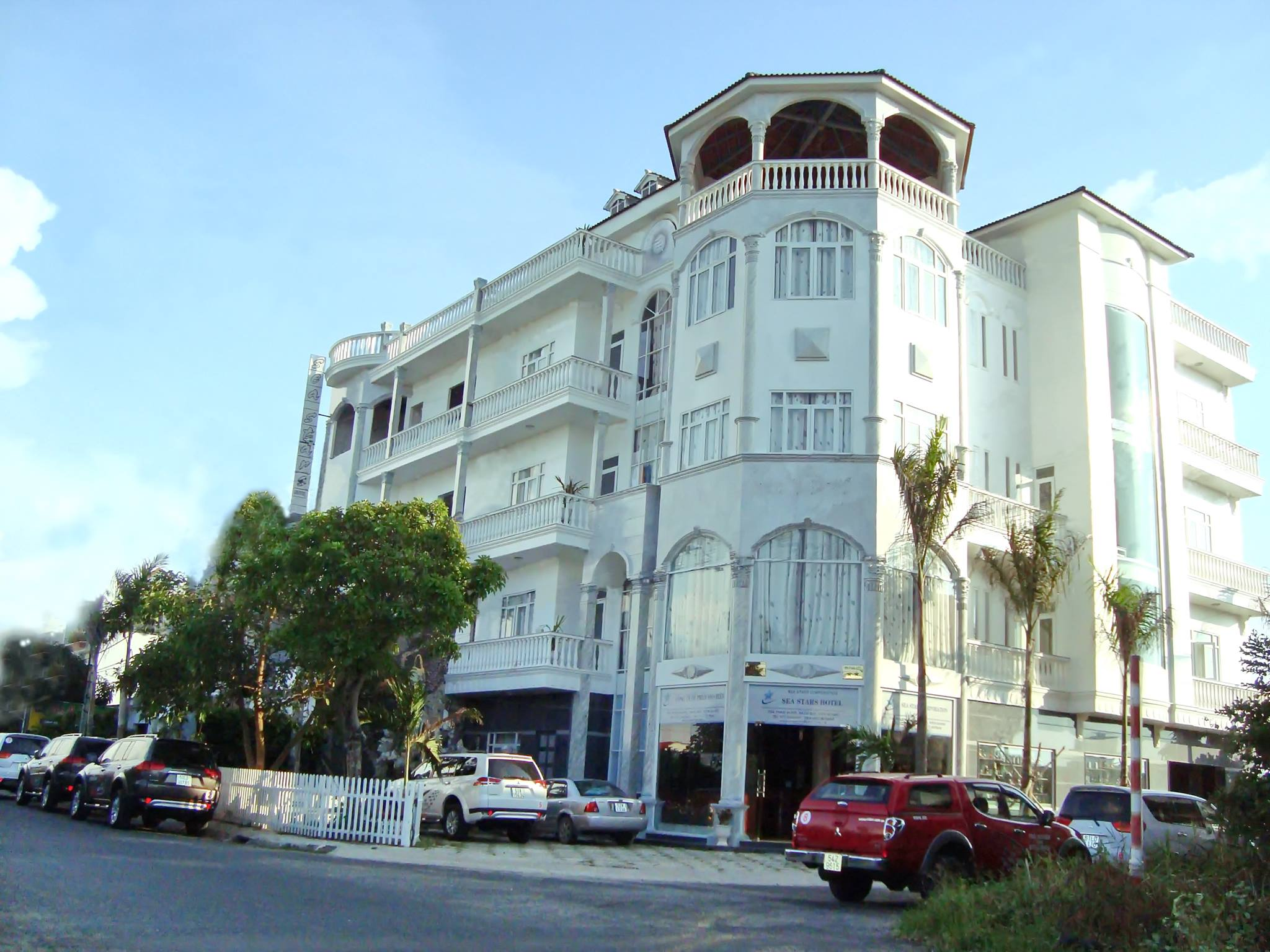 Sea stars hotel - hotel at the price