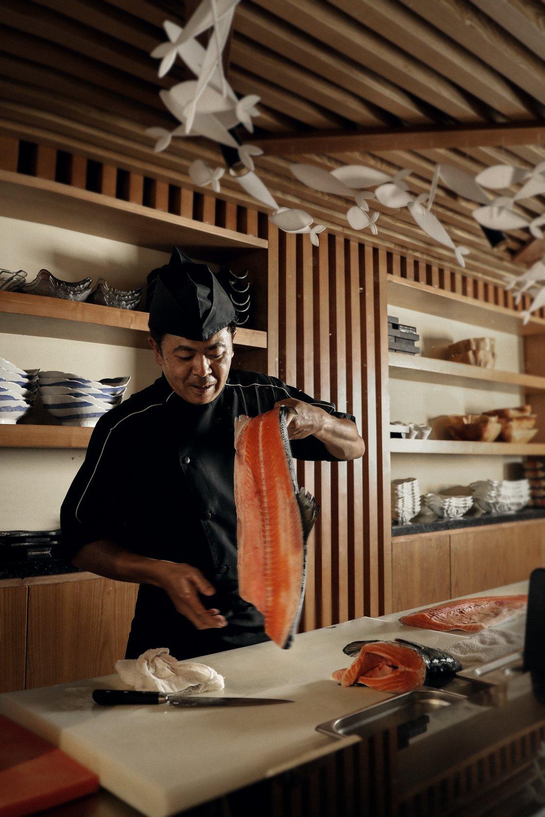 sushi kei nha hang nhat quan 3 noi tieng