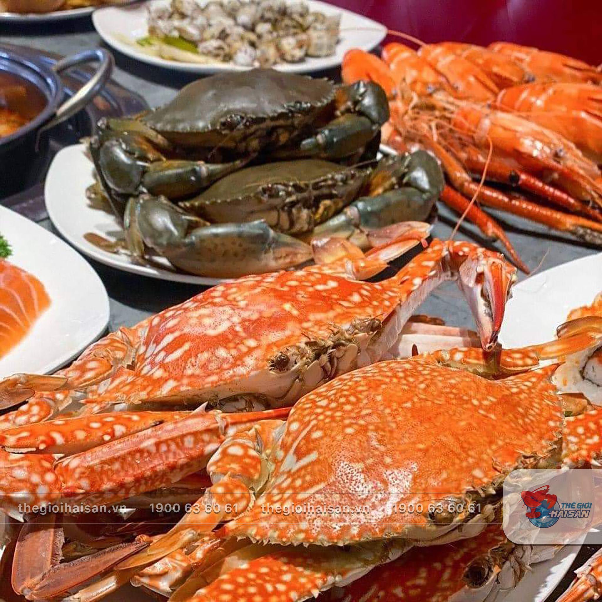 Thế giới hải sản Trần Kim Xuyến