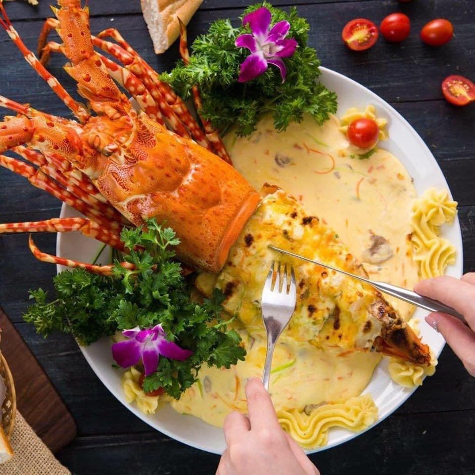 Lobster - Nhà hàng tôm hùm
