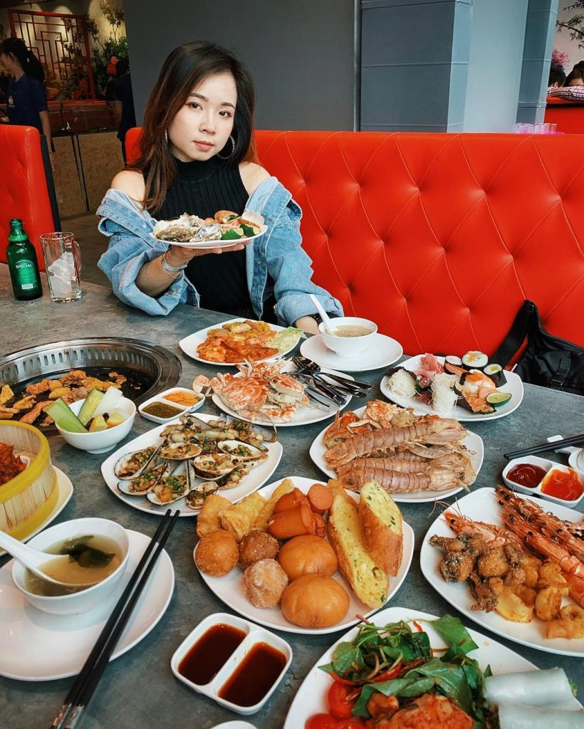 buffet cuu van long