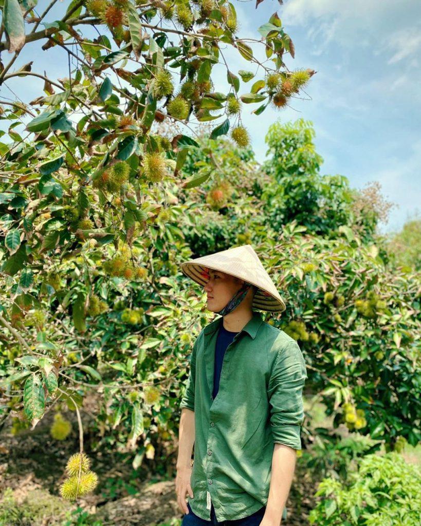 Vườn trái cây Huệ Tân Phú