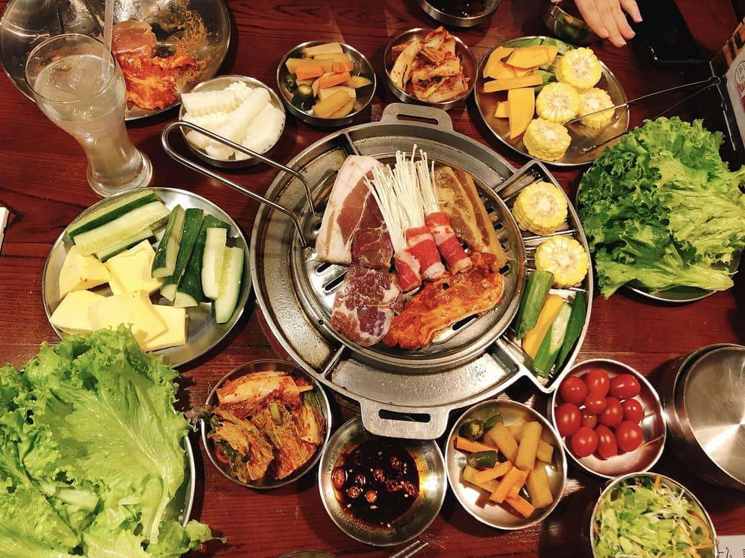 Buk Buk - buffet nướng Nha Trang