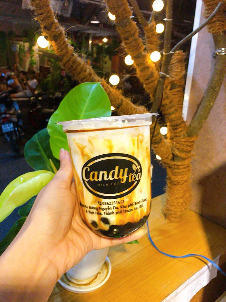 Candy Tea