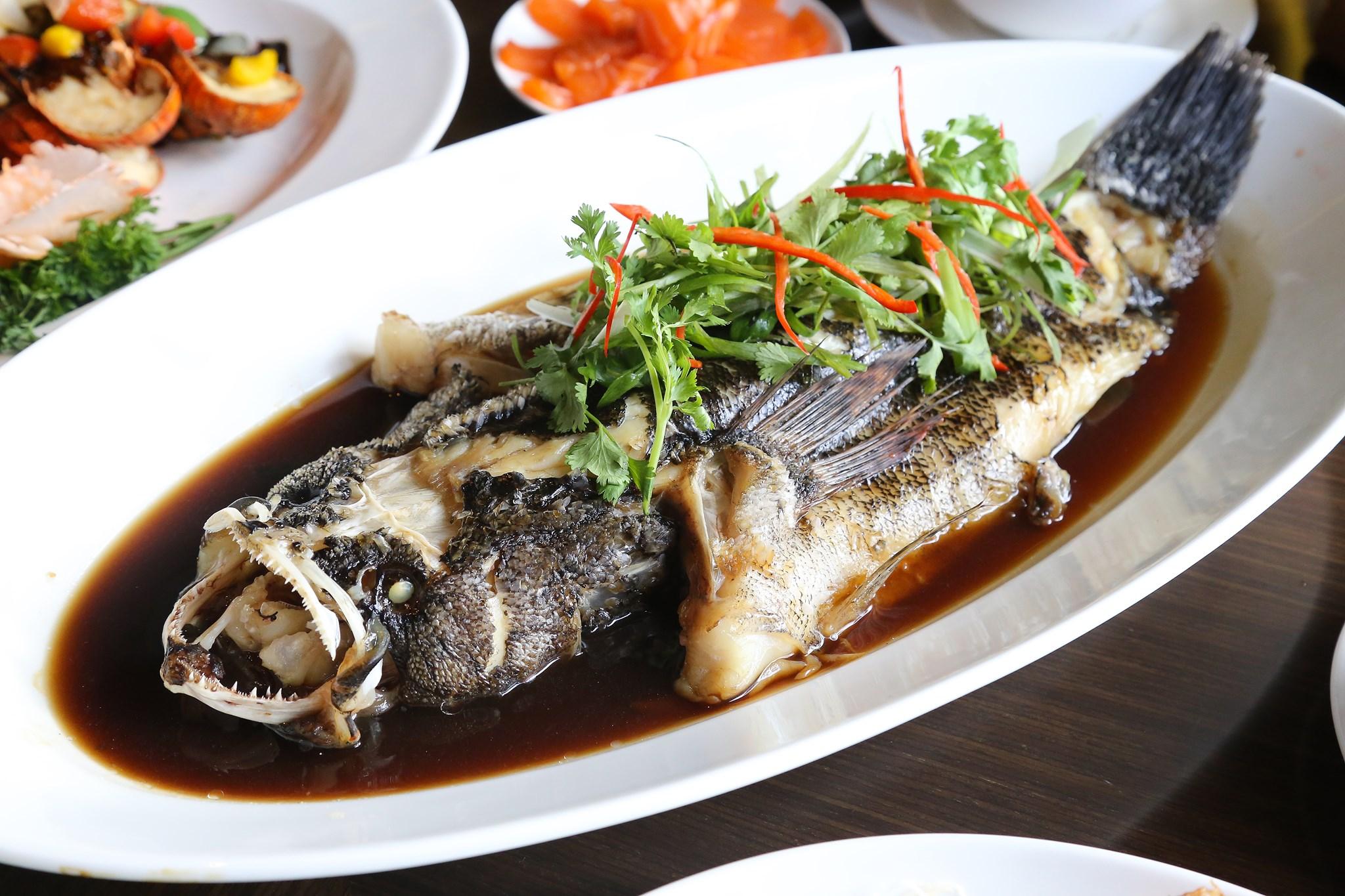 Các món ăn đặc sắc tại Nhà nhà hàng Hai Lúa quận 5