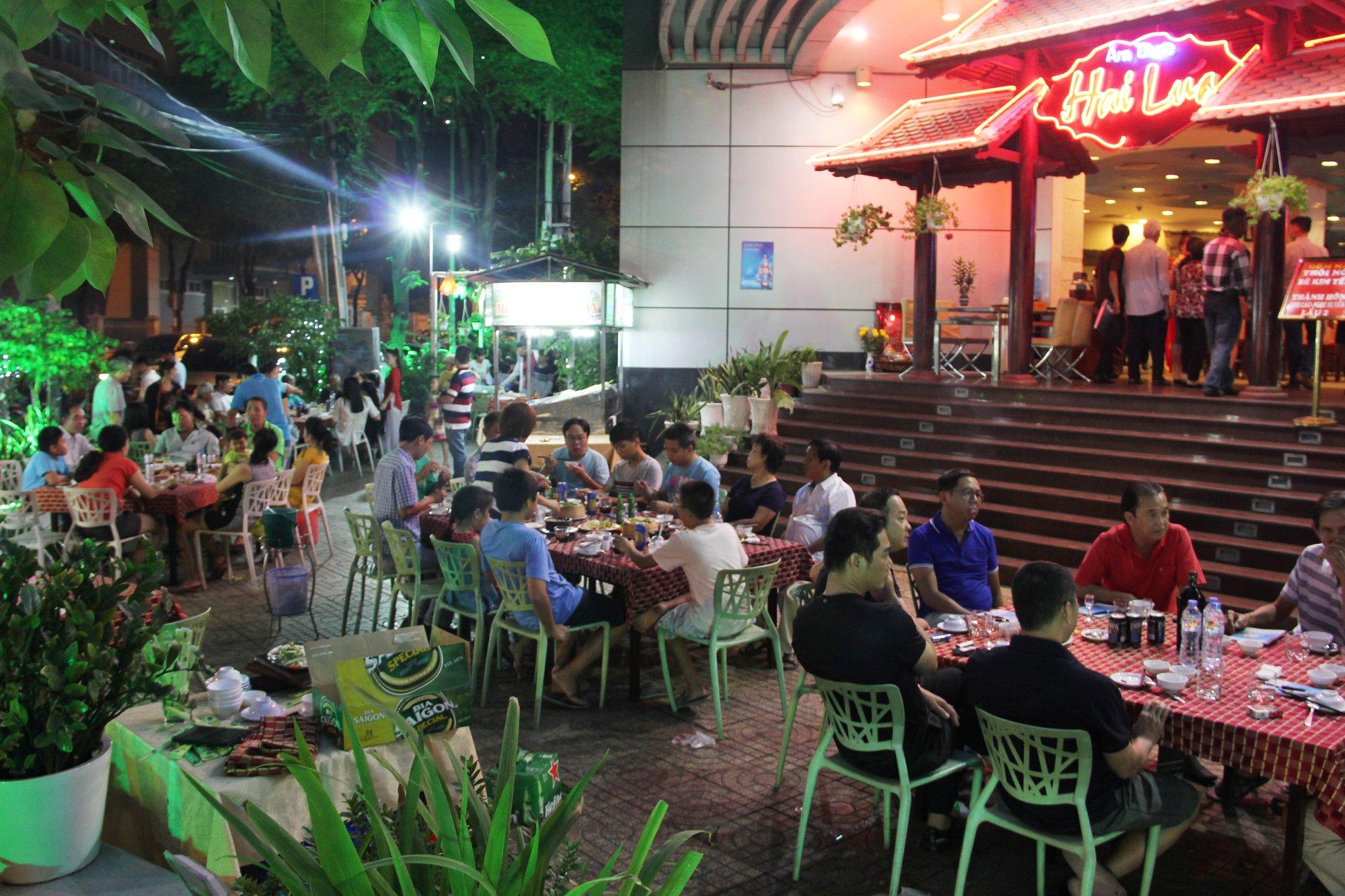 Nhà nhà hàng Hai Lúa quận 5 luôn nâng cao chất lượng dịch vụ