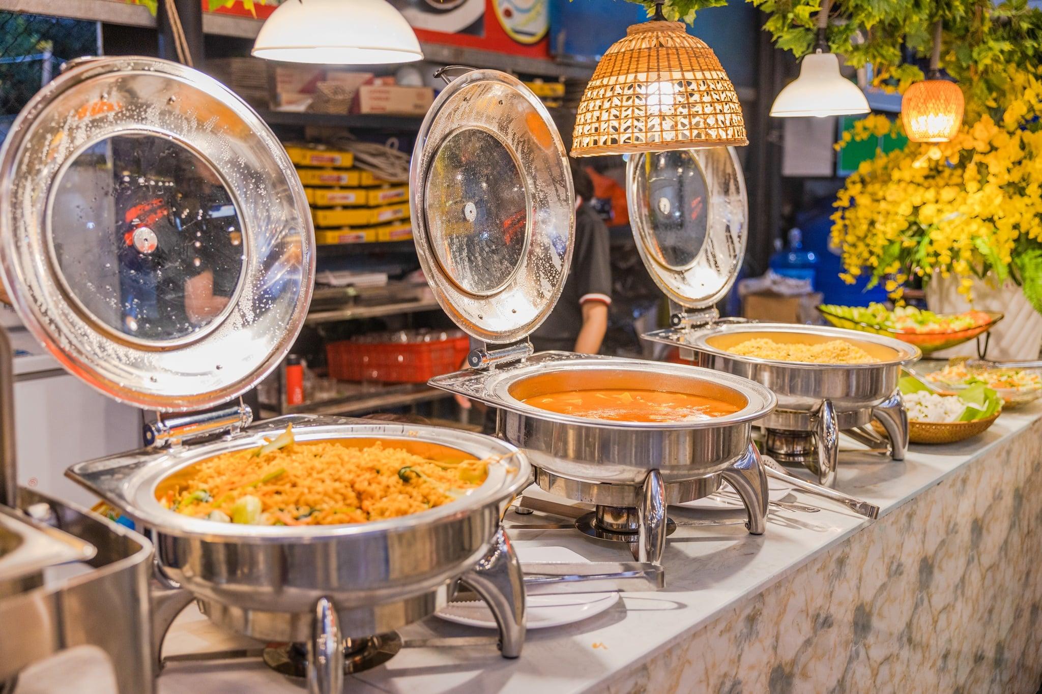 roly buffet - buffet nướng Nha Trang