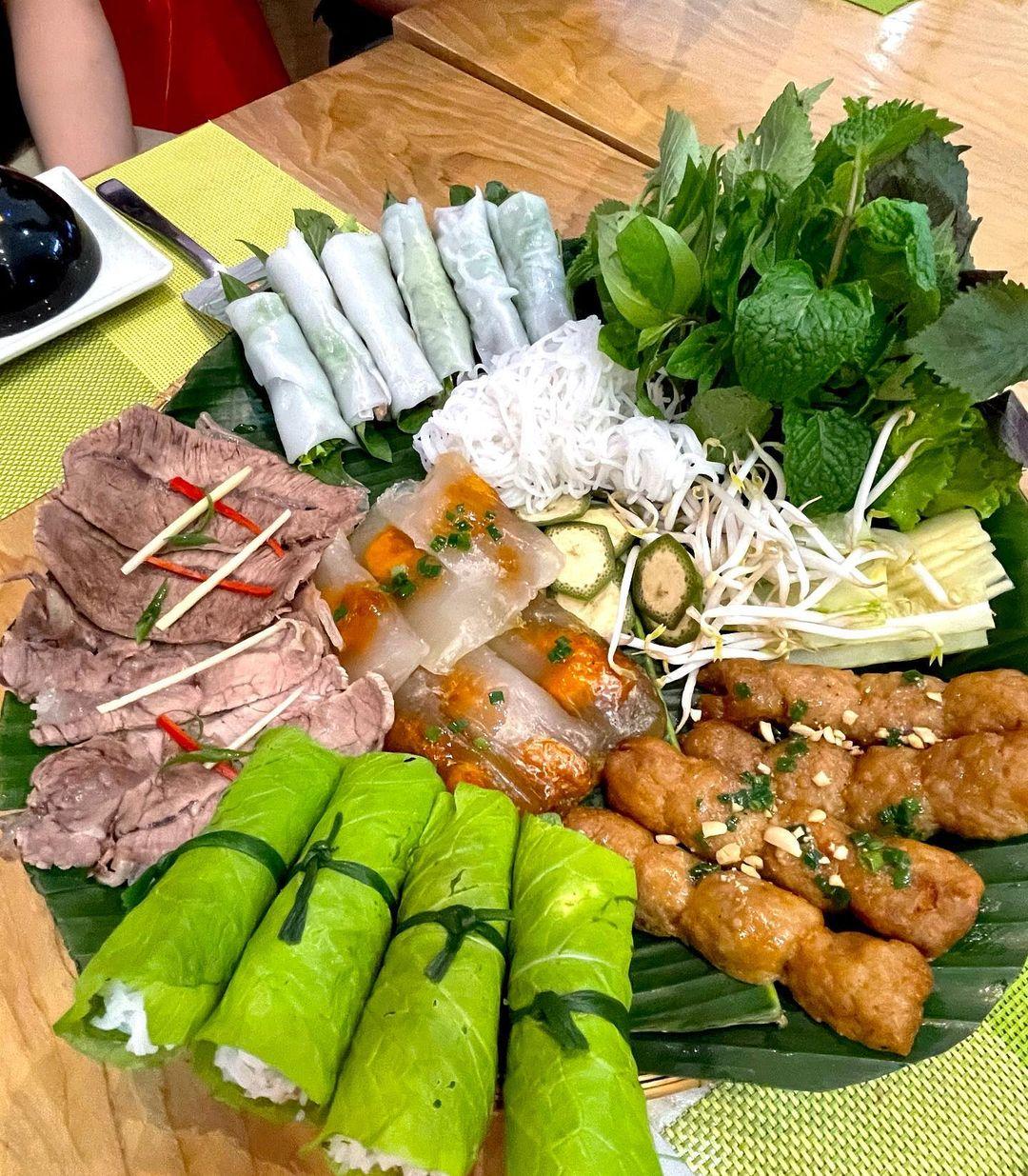 wrap&roll - quán ăn ngon quận 9 nổi tiếng