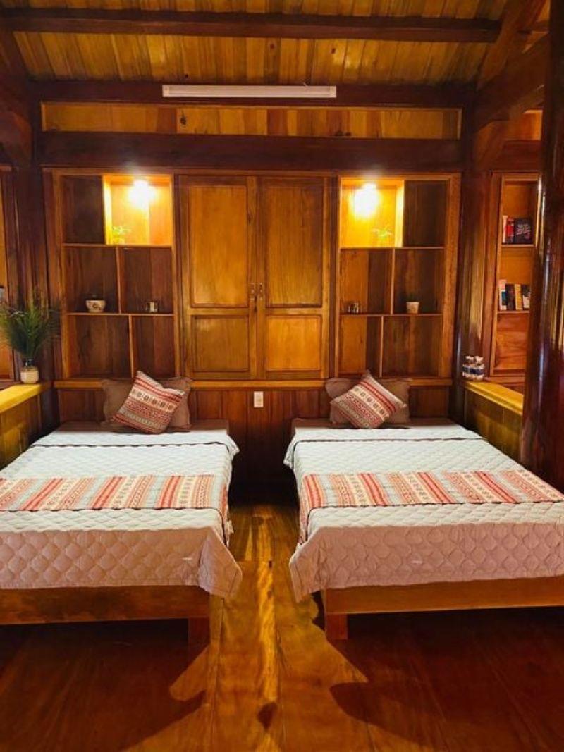Khách sạn ở Măng Đen T&T