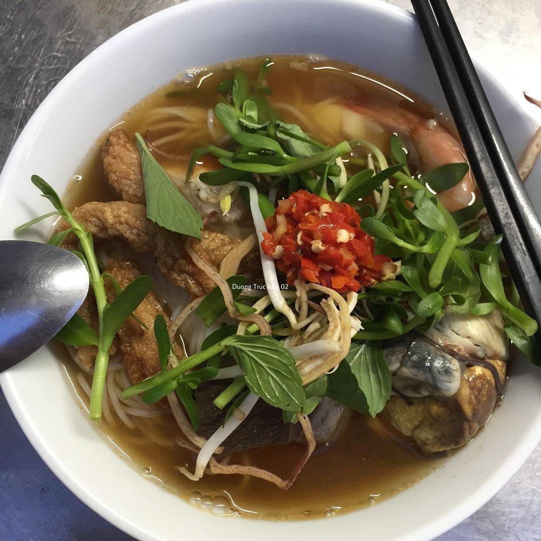 Bun mam 24 Ly Tu Trong