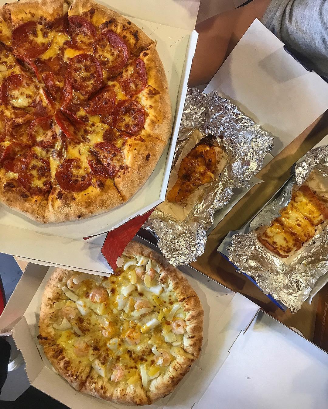 Domino pizza - Nhà hàng bán đồ mang về đang mở cửa gần tôi