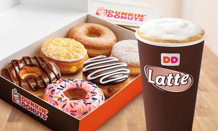 Dunkin Donuts - Banh donut Ha Noi