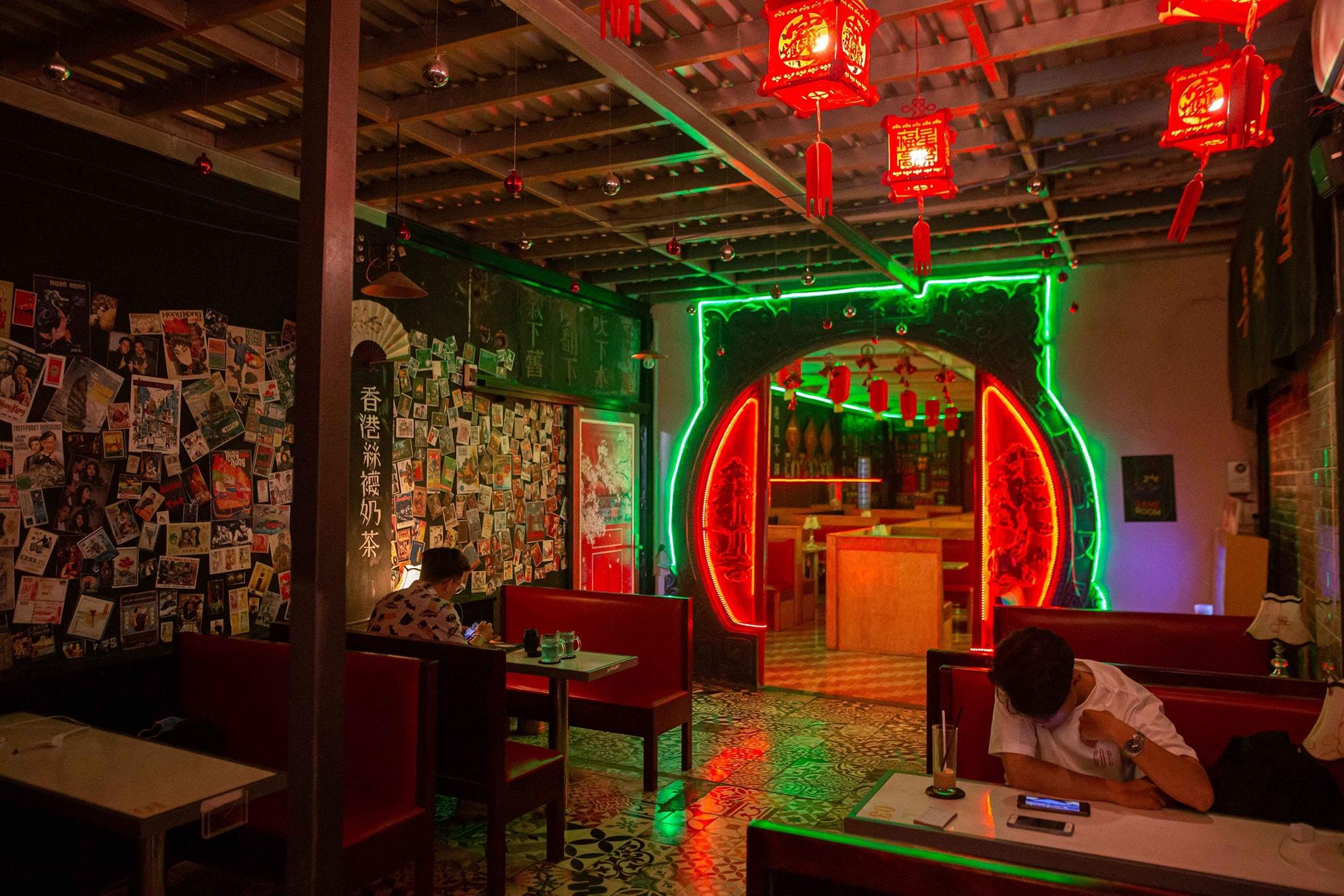 Full Chilling House - quán cafe đẹp quận 7