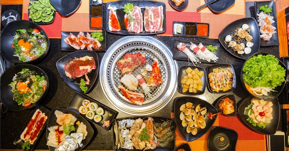 Nhà hàng nướng Hana