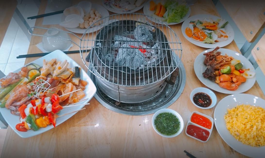 Happy BBQ - buffet nướng Nha Trang