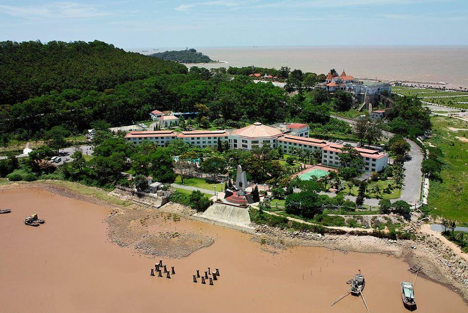 Khung canh Do Son Resort