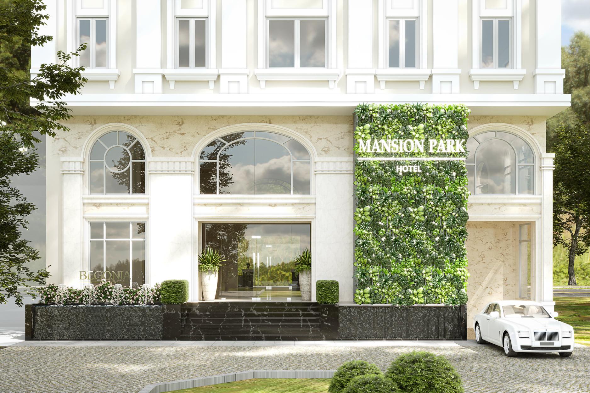 Mansion Park - Hotel _ Apartment