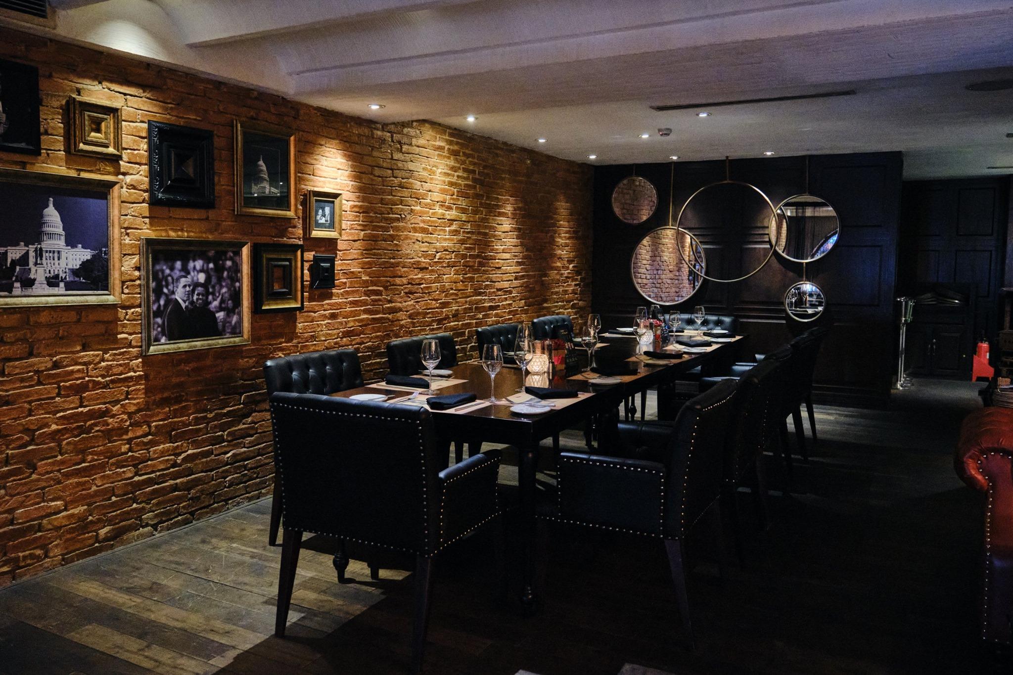 Không gian Moo Beef Steak
