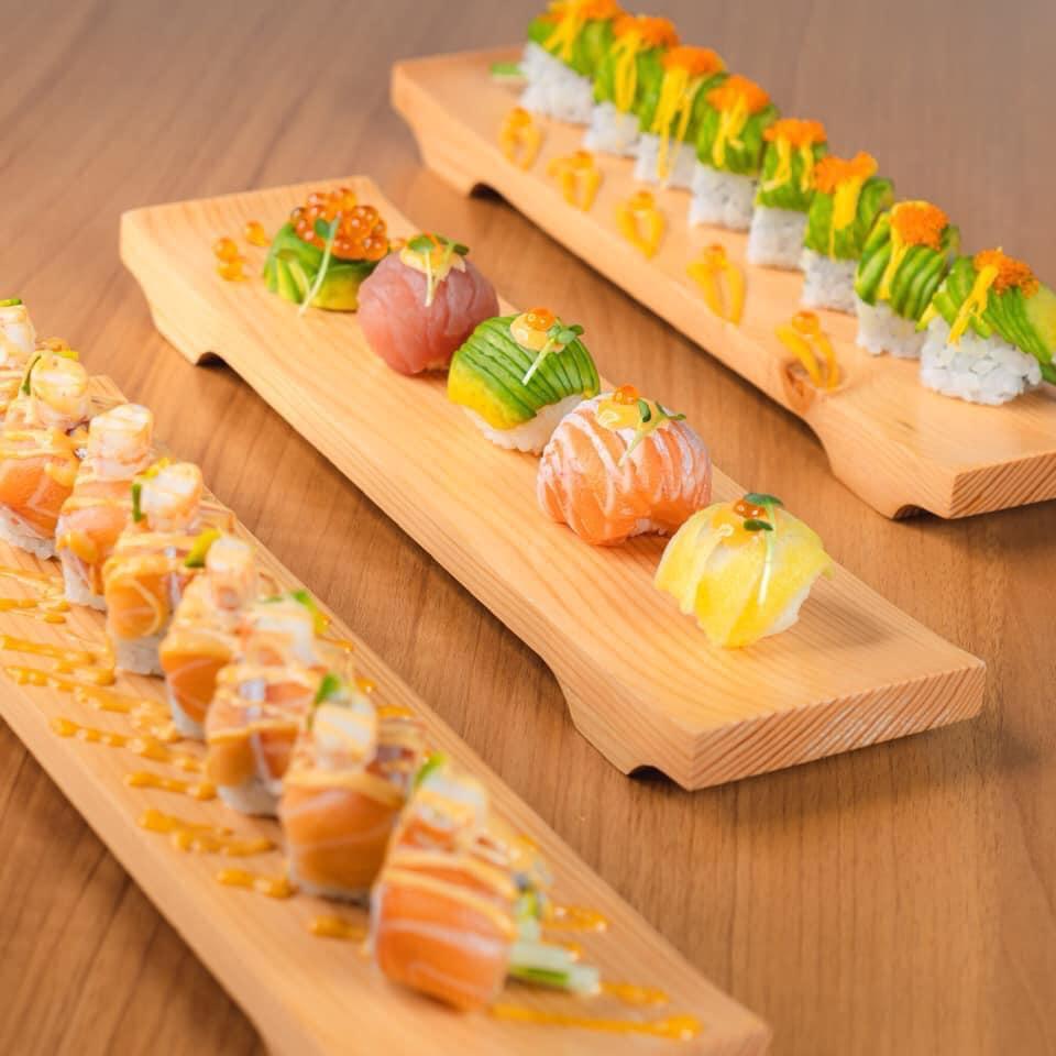 My sushi house - nhà hàng Nhật quận 7 chất lượng