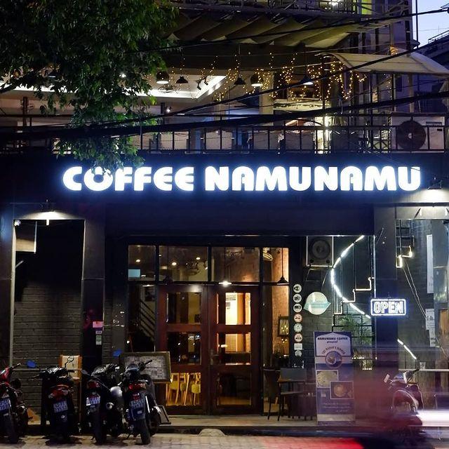 Namunamu Café