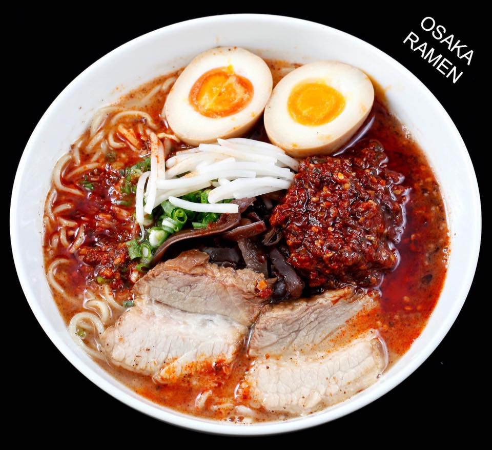 Osaka ramen - nhà hàng nhật quận 7