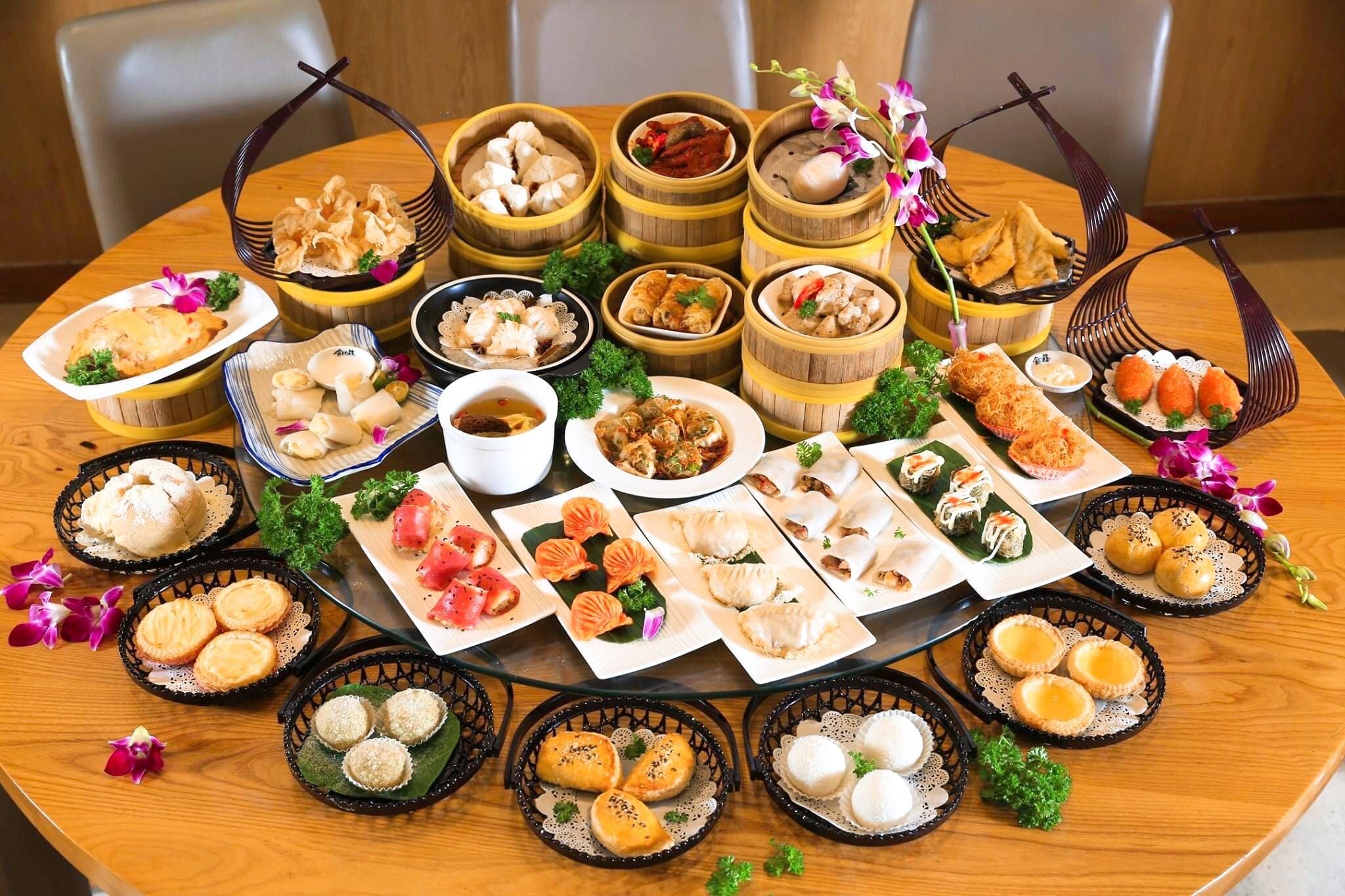 Sik Dak Fook - nhà hàng Trung Hòa quận 5