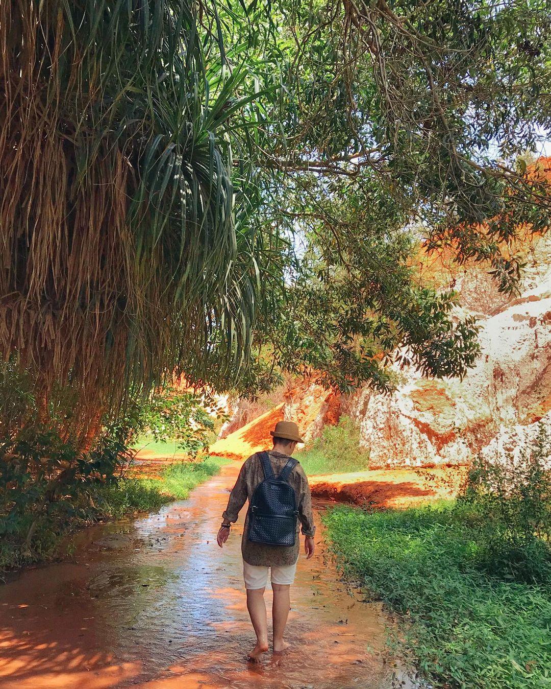 trekking kham pha