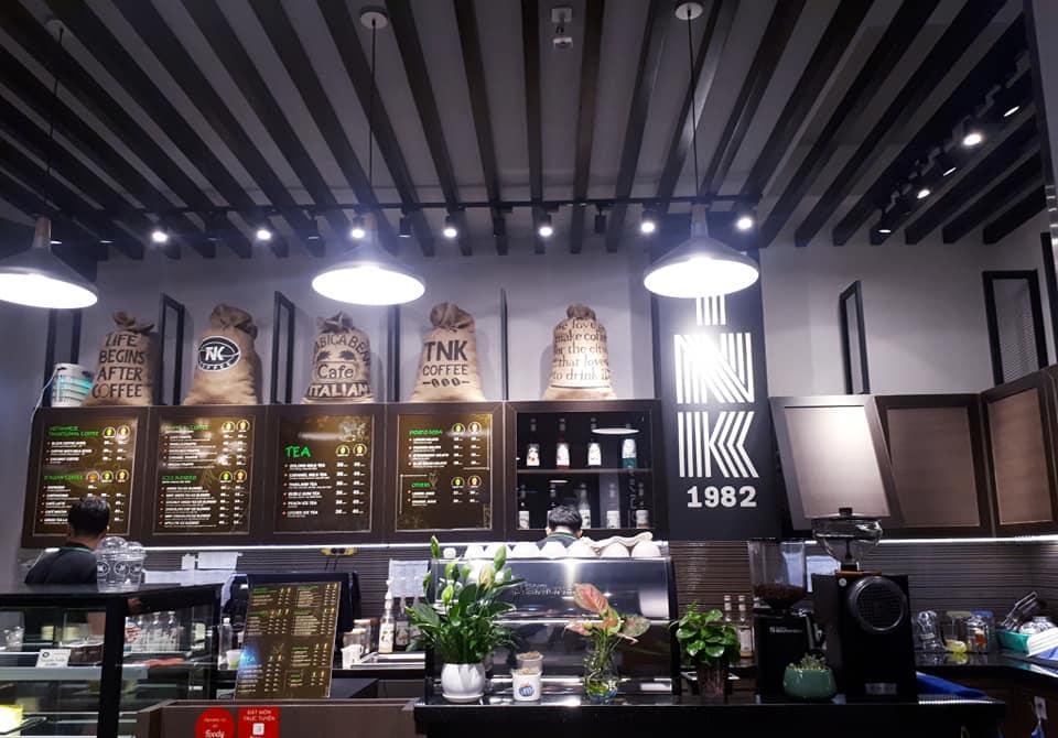 TNK COFFEE - quán cà phê quận 6