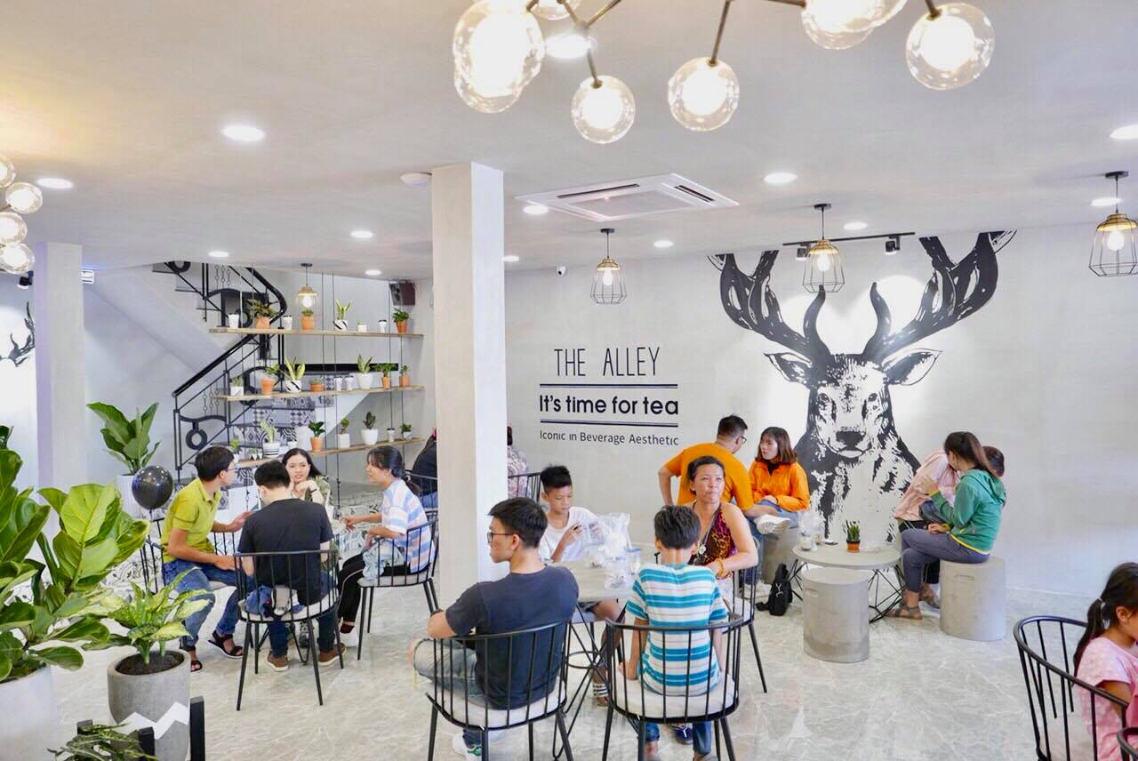 The Alley Hai Phong
