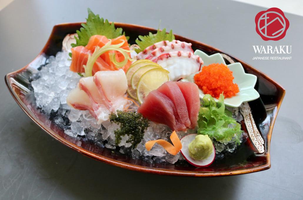Waraku - Japanese Restaurant - nhà hàng nhật quận 7