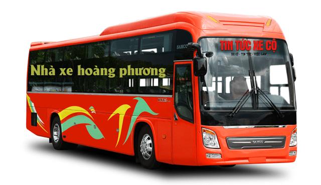 Xe khach di Pu Luong