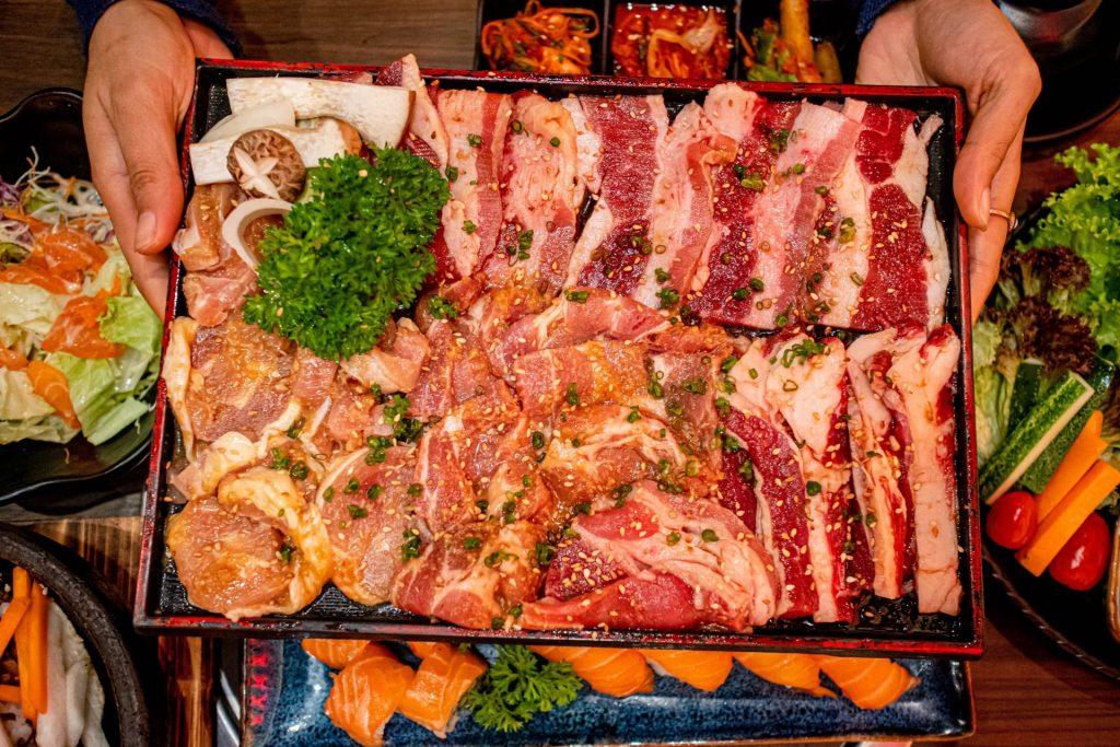 Yen Yakiniku buffet da nang