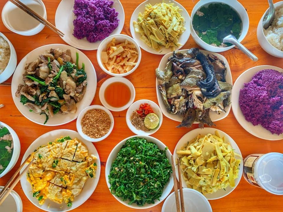 am thuc Mu Cang Chai